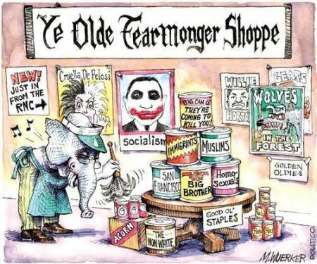 fearmonger shoppe
