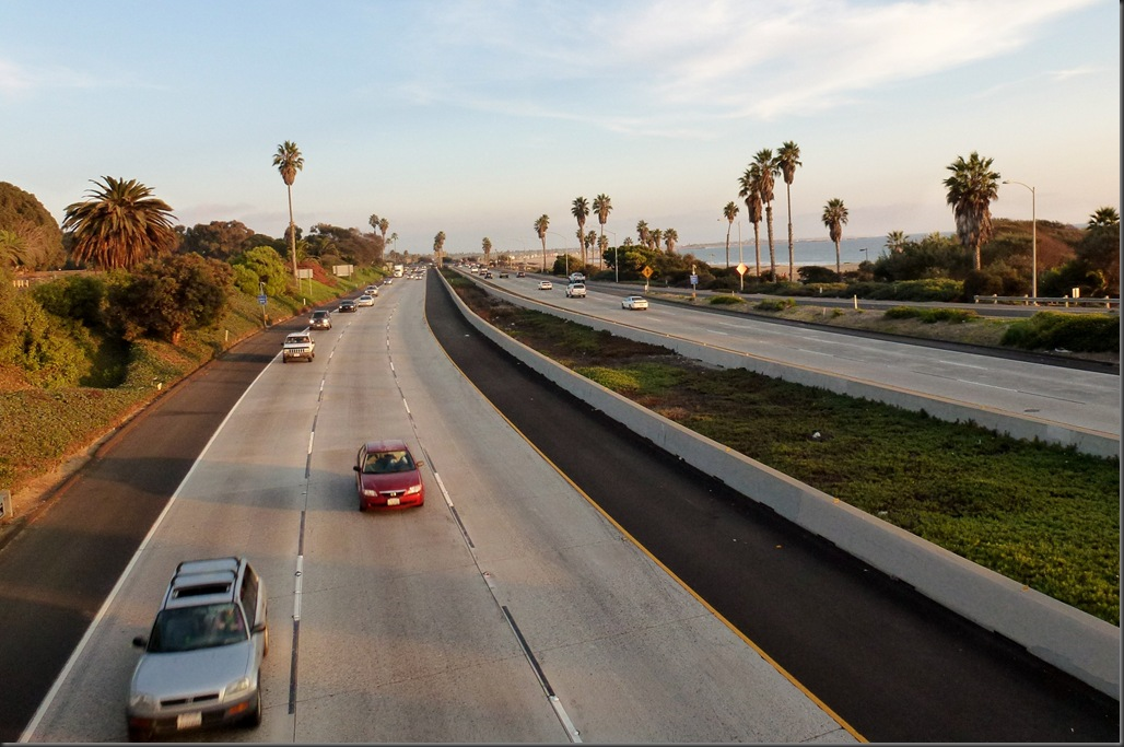Ventura Freeway - photo by Bruce Witzel