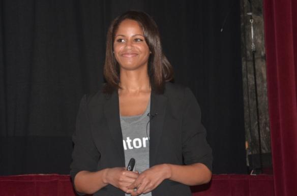 MentorMe Founder and CEO Brittany Fitzpatrick (Photo via seriousstartups.com)