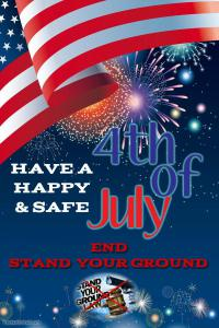 End Stand Your Ground July 4th