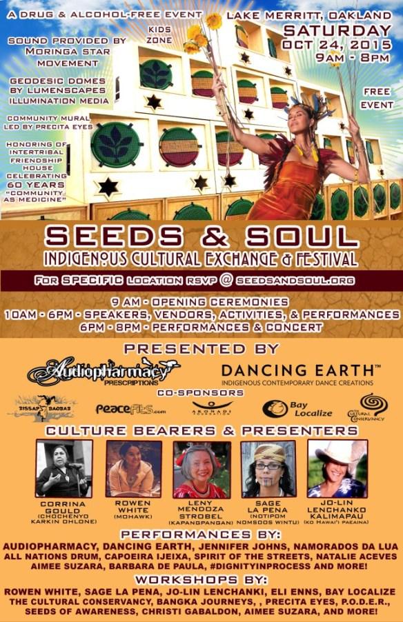 Seeds & Soul Flyer