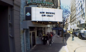 """Gun Crazy"" movie screening"