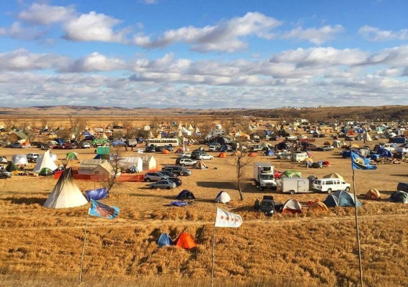 Standing Rock Reservation, North Dakota
